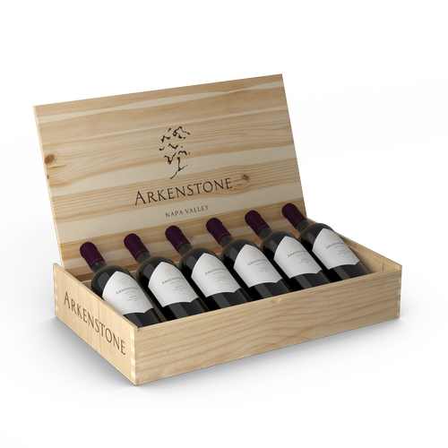 2015 Arkenstone Estate Red 6 Pack 10th Anniversary Wooden Box Image